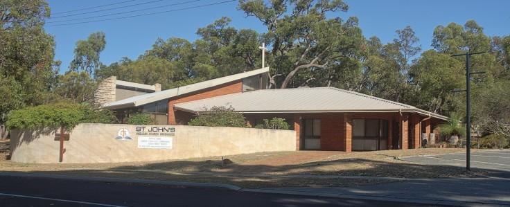 Saint John's Anglican Church, Greenwood